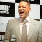 Will Smith attends the Men In Balck 3 Seoul premiere 114055