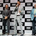 Josh Brolin, Will Smith and director Barry Sonnenfeld attend the Men In Balck 3 Seoul premiere 114068