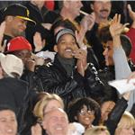 Will Smith celebrates high school championship with son Trey  74829
