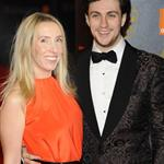 Sam Taylor-Wood and Aaron Johnson 123898