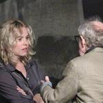 Rachel McAdams shoots Midnight in Paris with Owen Wilson and Woody Allen 66252
