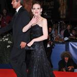 Winona Ryder at the Venice Film Festival gala for The Iceman premiere  124629