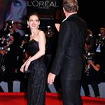 Winona Ryder at the Venice Film Festival gala for The Iceman premiere  124633