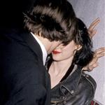 Johnny Depp and Winona Ryder, February 1990 123963