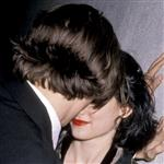 Johnny Depp and Winona Ryder, February 1990 123965