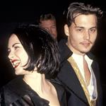Johnny Depp and Winona Ryder, December 1990 123976