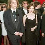 Winona Ryder and David Pirner at the 67th Annual Acadamy Awards, March 27, 1995 107133