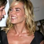 Kate Winslet super tanned and super blonde at The Reader premiere in New York 28521