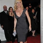 Kate Winslet super tanned and super blonde at The Reader premiere in New York 28509