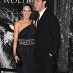 Emily Blunt with John Krasinski at the LA premiere of The Wolfman 54878