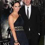 Emily Blunt with John Krasinski at the LA premiere of The Wolfman 54879