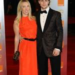 Sam Taylor-Wood and Aaron Johnson at BAFTAs  80715