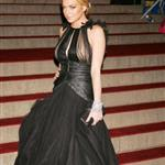Lindsay Lohan at the Met Gala, 2007 113460