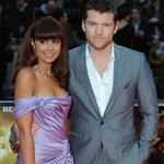 Sam Worthington and Natalie Marks  77473