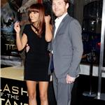 Sam Worthington and Natalie Mark at LA premiere of Clash of the Titans 58001