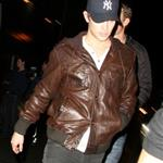 Chace Crawford tags along to Yankees party after World Series win 50006