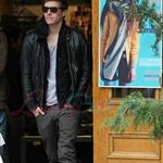 Xavier Samuel shops alone in Vancouver 48506