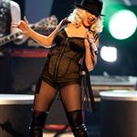 Christina Aguilera at American Music Awards 2008 27994
