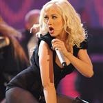Christina Aguilera at American Music Awards 2008 27990
