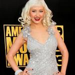 Christina Aguilera at American Music Awards 2008 27991