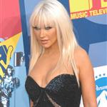 Christina Aguilera performs at VMAs 2008 24454