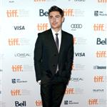 Zac Efron at TIFF 2012 126287