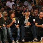 Zac next to Leo at Lakers game 3 weeks ago 29253