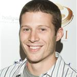 Zach Gilford at Koi opening in Vegas 14400