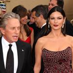 Catherine Zeta Jones at the AFI tribute to Michael Douglas  40985