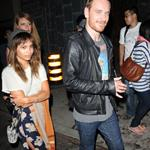 Zoe Kravitz and Michael Fassbender at TIFF 2011 95276