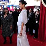 Zoe Saldana at the 2012 SAG Awards 104359