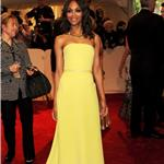 Zoe Saldana at the Met Gala 2011 84409