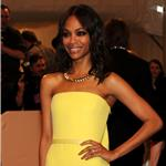 Zoe Saldana at the Met Gala 2011 84410