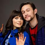 Zooey Deschanel and Joseph Gordon-Levitt 101540