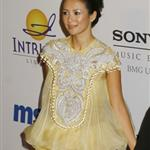 Zhang Ziyi Clive Davis pre-Grammy party 17153
