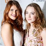 Saoirse Ronan and Gemma Arterton at the TIFF premiere of Byzantium  107823
