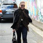 Abbie Cornish goes to yoga in Sydney 102900