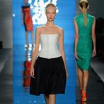 Reem Acra Spring 2013 is presented during Mercedes-Benz Fashion Week 108110