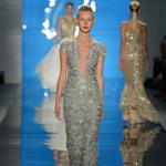 Reem Acra Spring 2013 is presented during Mercedes-Benz Fashion Week 108113