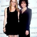 Alicia Silverstone and director Amy Heckerling at the Preview screening of Vamps in Brooklyn, New York 103147
