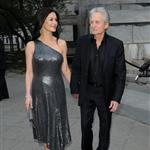 Michael Douglas and Catherine Zeta Jones at the 2012 Tribeca Film Festival Vanity Fair party 103396