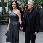 Michael Douglas and Catherine Zeta Jones at the 2012 Tribeca Film Festival Vanity Fair party 103398