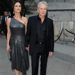 Michael Douglas and Catherine Zeta Jones at the 2012 Tribeca Film Festival Vanity Fair party 103400