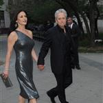 Michael Douglas and Catherine Zeta Jones at the 2012 Tribeca Film Festival Vanity Fair party 103402