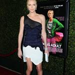 Charlize Theron at the Los Angeles premiere of Young Adult 96667