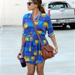 Eva Mendes out in West Hollywood 107041