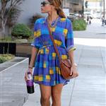 Eva Mendes out in West Hollywood 107044