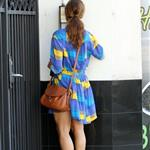 Eva Mendes out in West Hollywood 107045