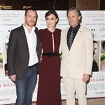 Michael Fassbender, Keira Knightley and Viggo Mortensen at The gala premiere of A Dangerous Method in London 97912