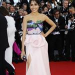 Freida Pinto at the opening ceremony for the 65th Cannes Film Festival 104347